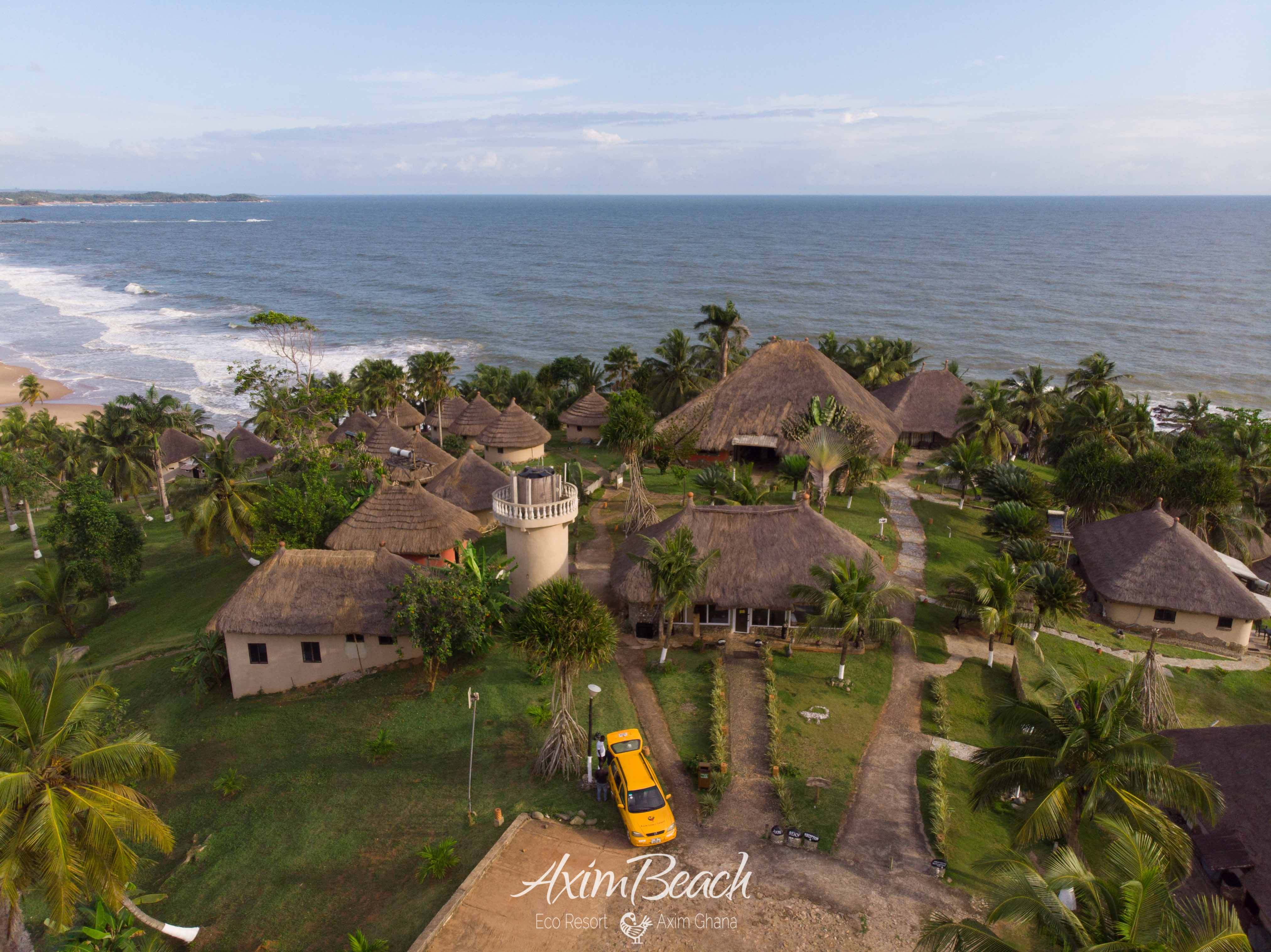 Axim Beach Resort Spa